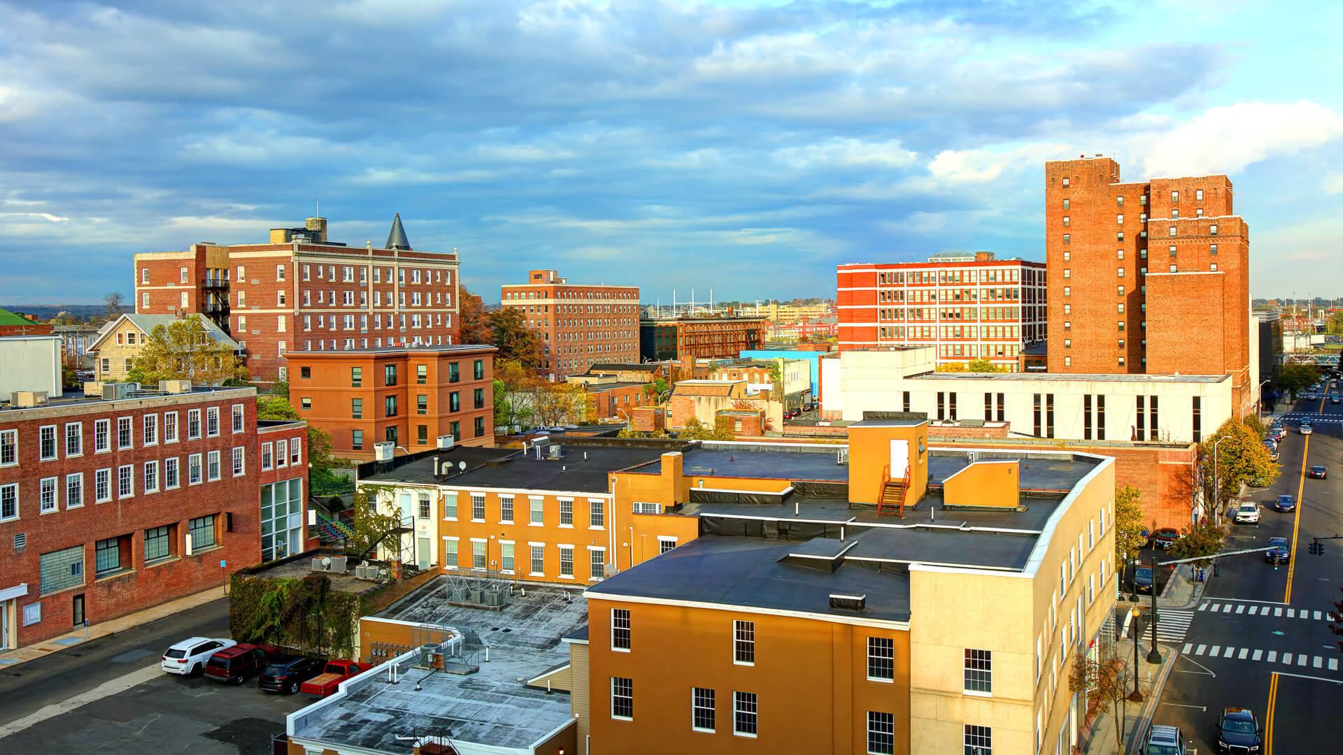 Bridgeport is a historic seaport city in the U.
