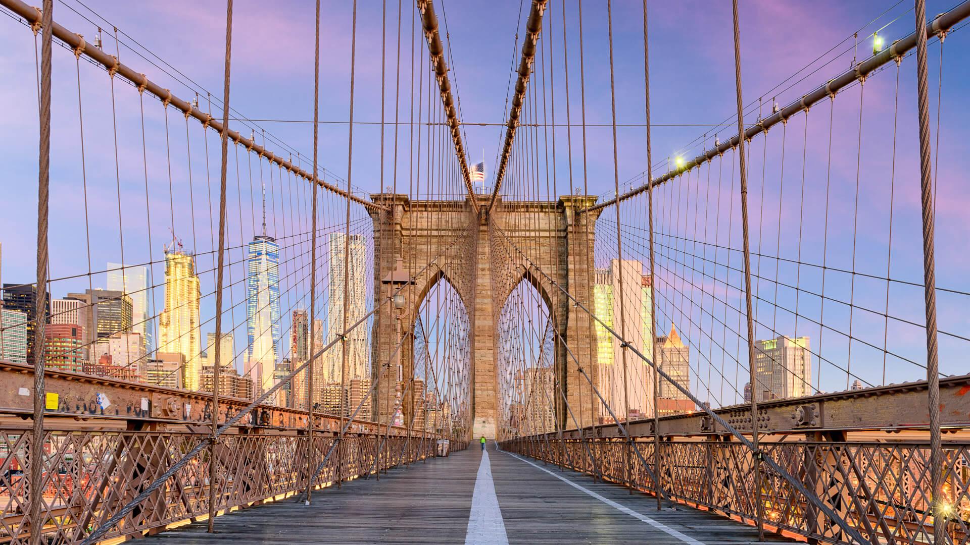 Brooklyn Bridge New York City