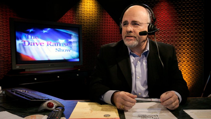 Dave Ramsey bankruptcy