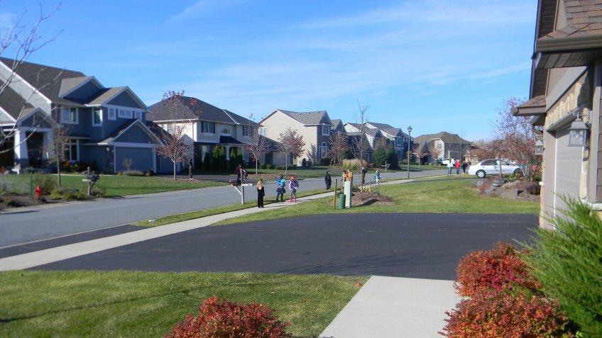 Eden Prairie Minnesota neighborhood