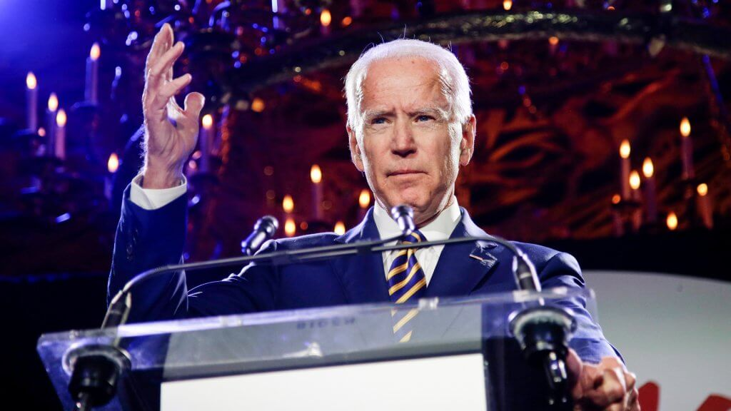 Election 2020 Joe Biden, New York, USA