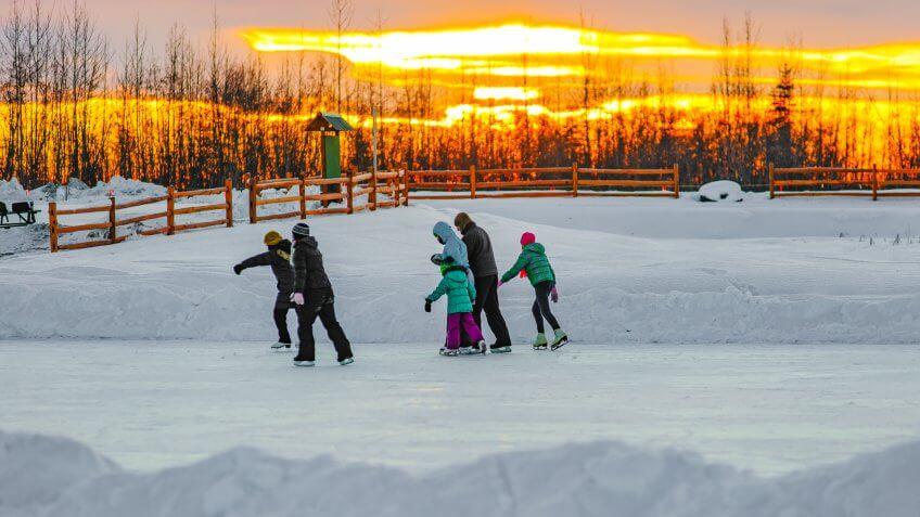 Fairbanks, AK.