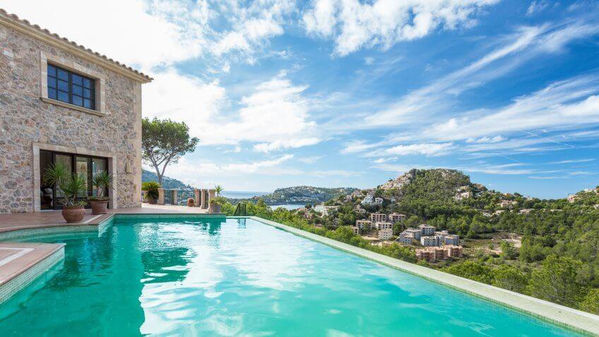Hacienda-Style Mediterranean Villa in the Balearic Islands on Mallorca - Sothebys