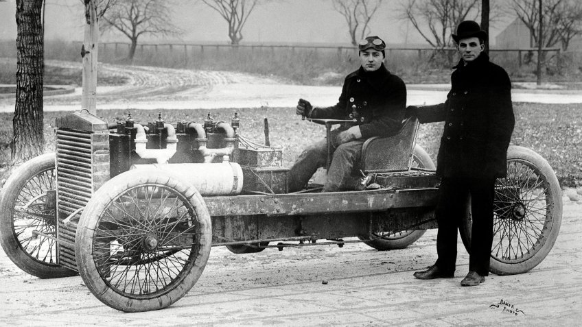 Henry Ford bankruptcy