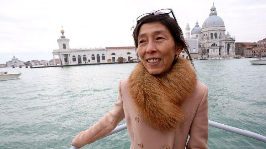 Kazuyo Sejima female architect