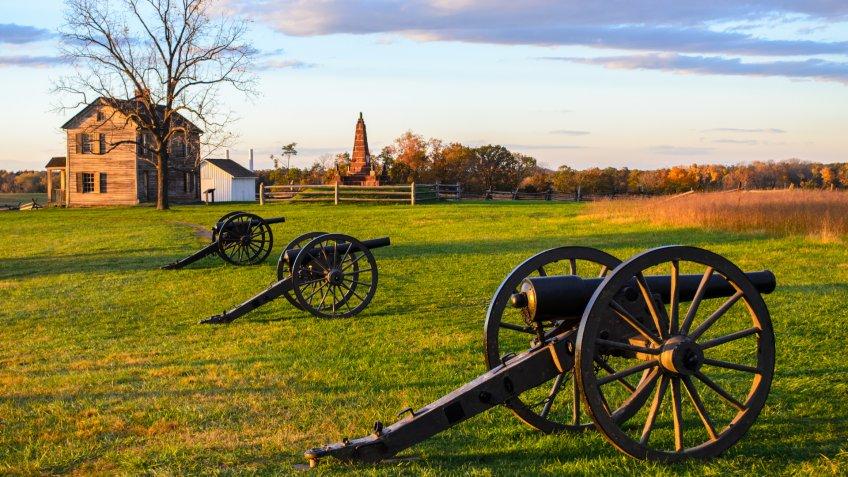 Manassas National Battlefield ParkManassas National Battlefield Park.