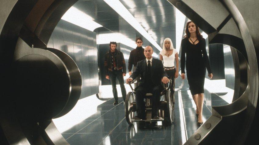 Marvel X-Men film 2000
