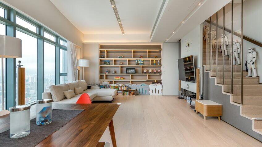 Metropolitan Sky Duplex in Hong Kong - Sothebys