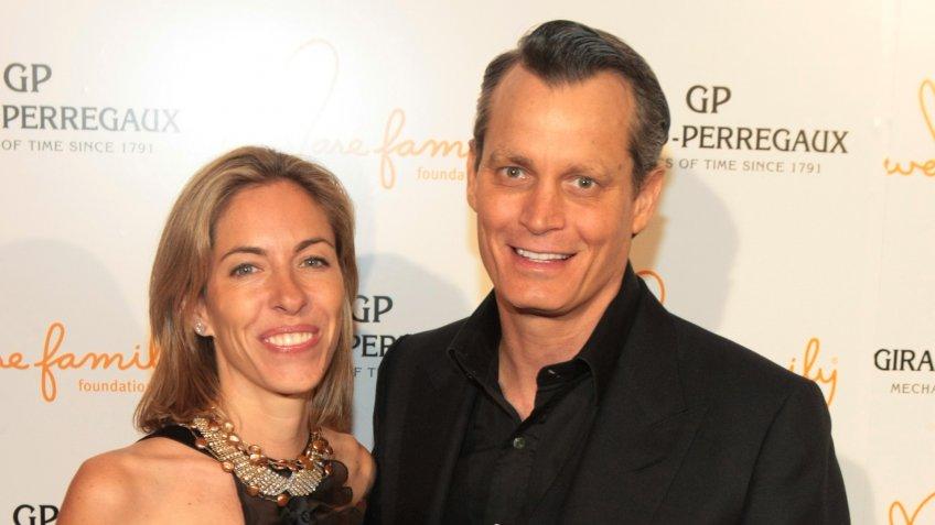 Photo by Mediapunch/REX/Shutterstock Nicole Hanley Mellon, Matthew Mellon We Are Family Foundation Gala, New York, America - 06 Mar 2014