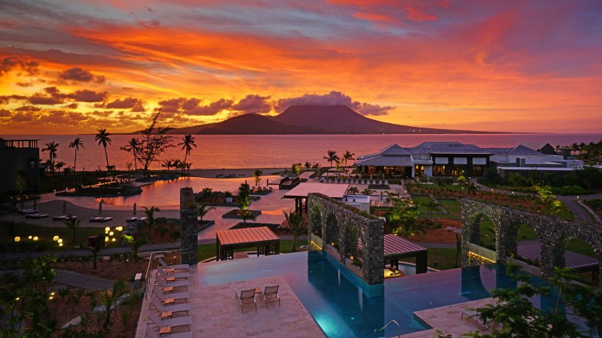 Park Hyatt St Kitts affordable hotel