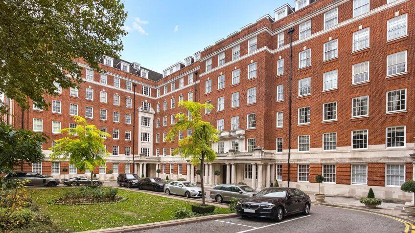 Princes Gate Court in London England UK - Sothebys