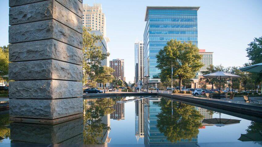 City of Raleigh North Carolina
