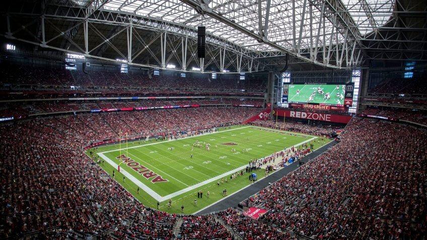 3de14ff6a79 State Farm football stadium Arizona Cardinals