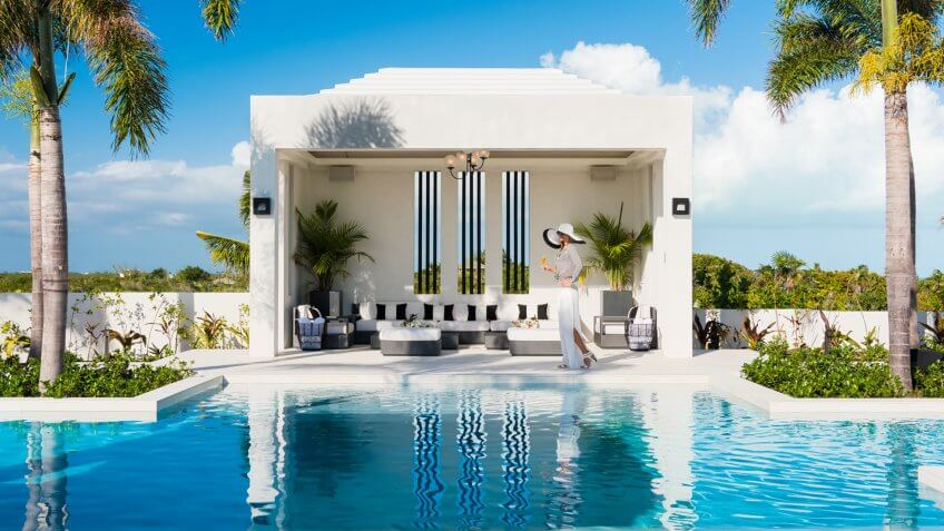 Triton Villa in Turks and Caicos