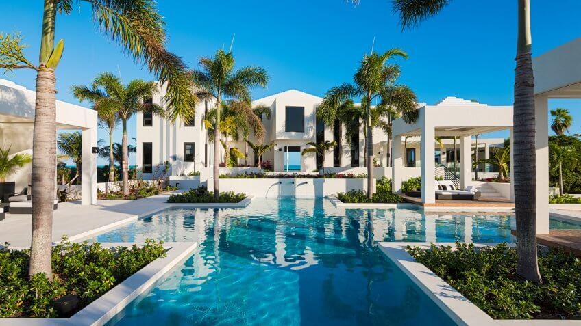 Triton Villa in Turks and Caicos