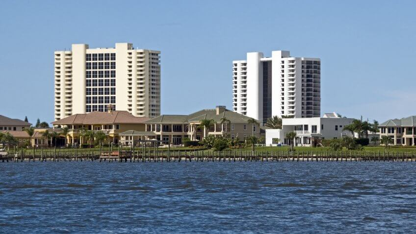 beach cities, South Daytona, Florida