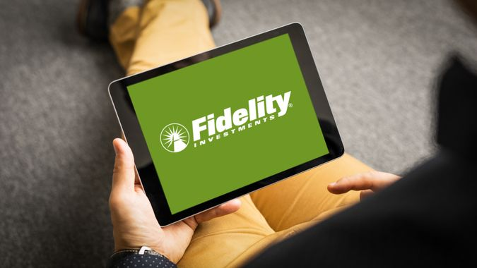 how to find your Fidelity log in