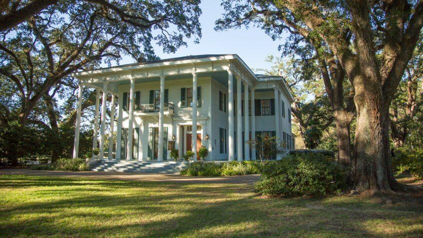 Alabama mansion