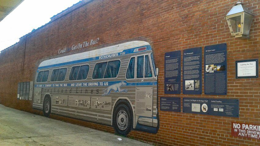 Freedom Riders National Monument
