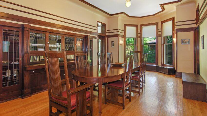 William H. Copeland House designed by Frank Lloyd Wright