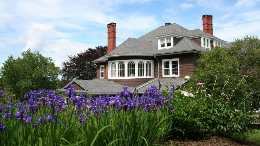 Connecticut mansion