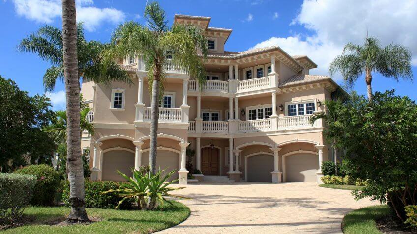 Florida mansion