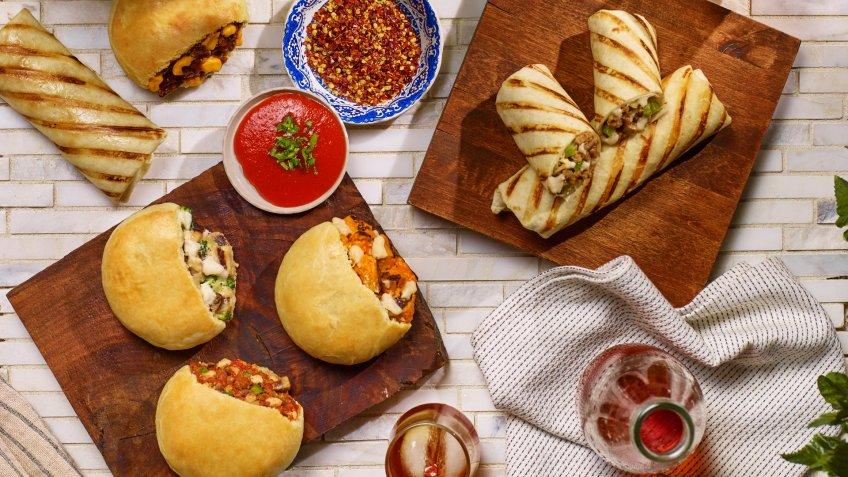 Alpha Foods pot pies burritos