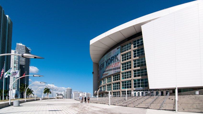 American Airlines Arena Miami Heat