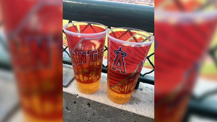 Angel Stadium Los Angeles Angels game day snacks