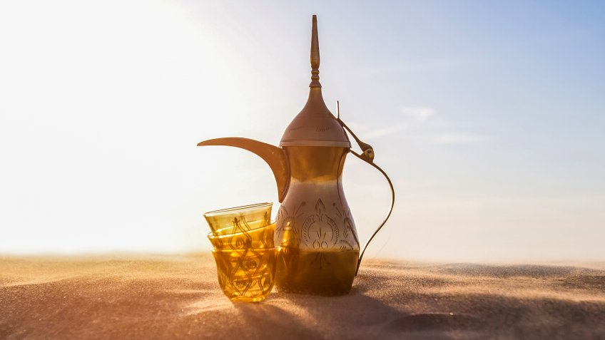 Arabian coffee from around the world