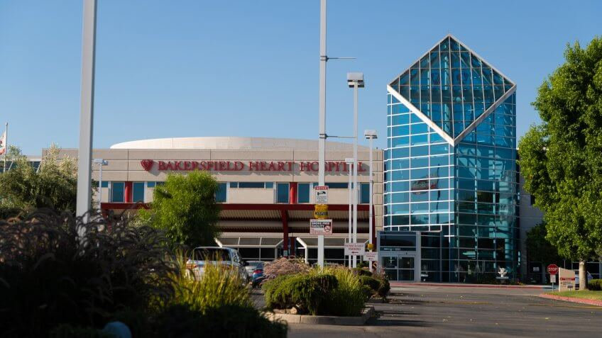 Bakersfield Heart Hospital in California