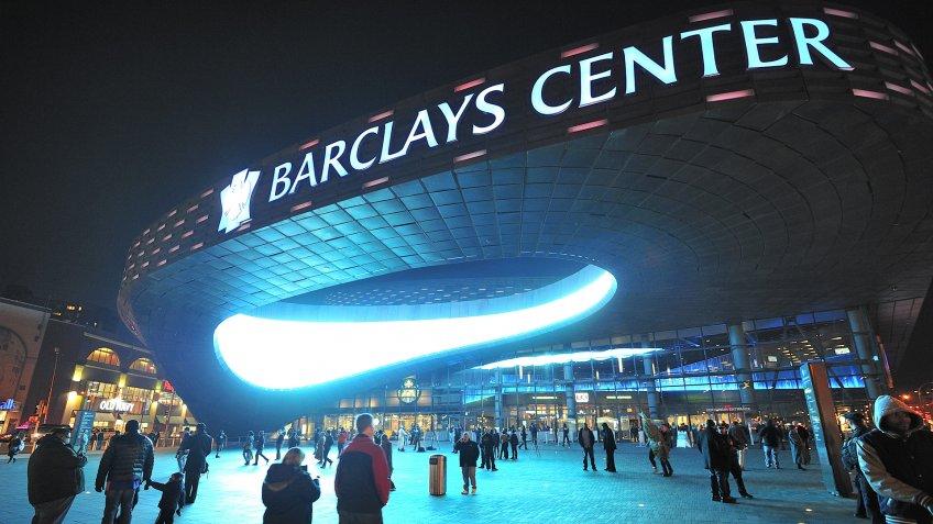 Barclay Center Brooklyn Nets