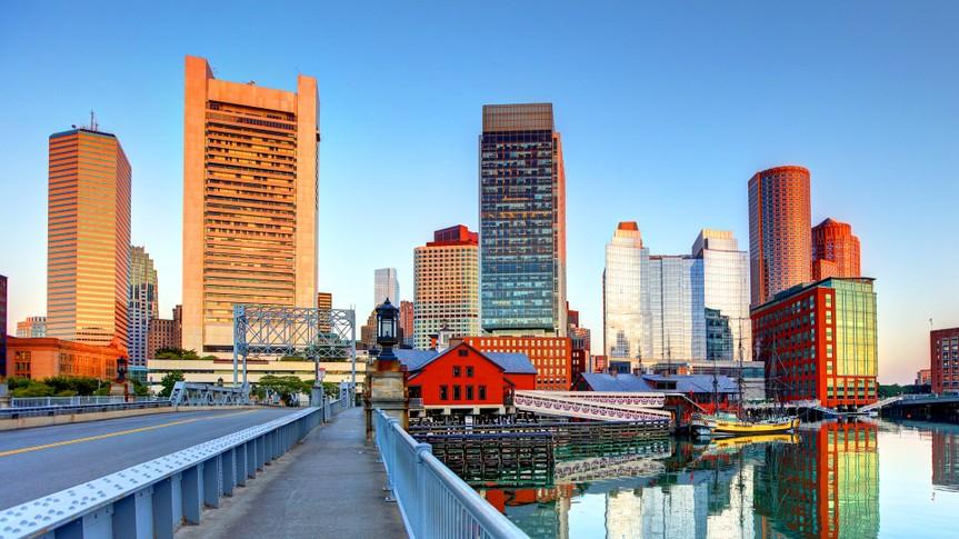 Boston Massachusetts highest paid nurses