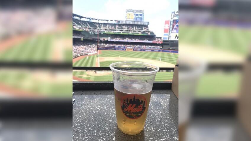 Citi Field New York Mets stadium food