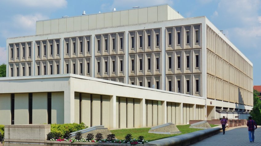 Emory University in Atlanta Georgia