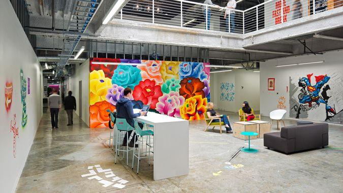 Facebook Menlo Park headquarters
