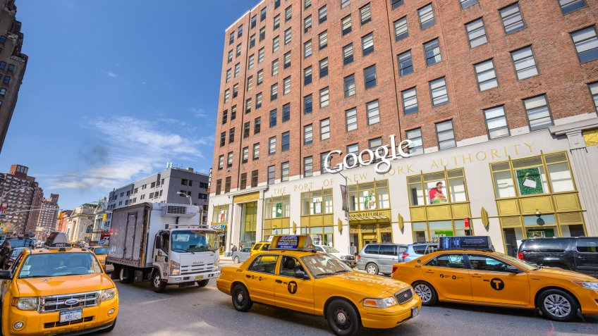Google office in New York City