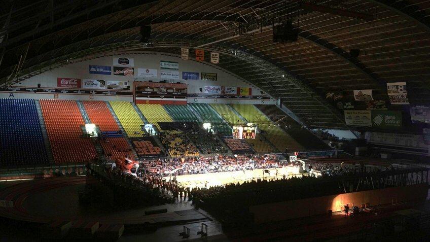 Holt Arena Idaho NCAA basketball