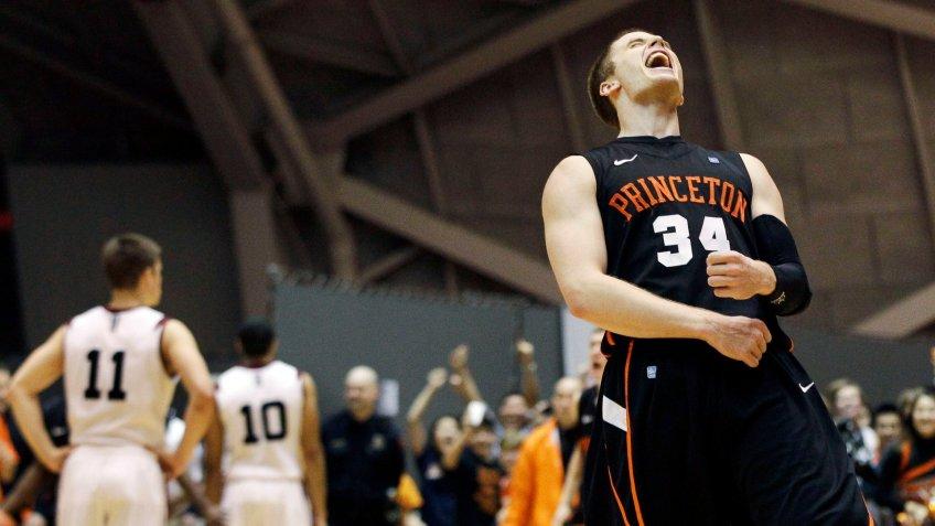 Jadwin Gymnasium Princeton NCAA basketball