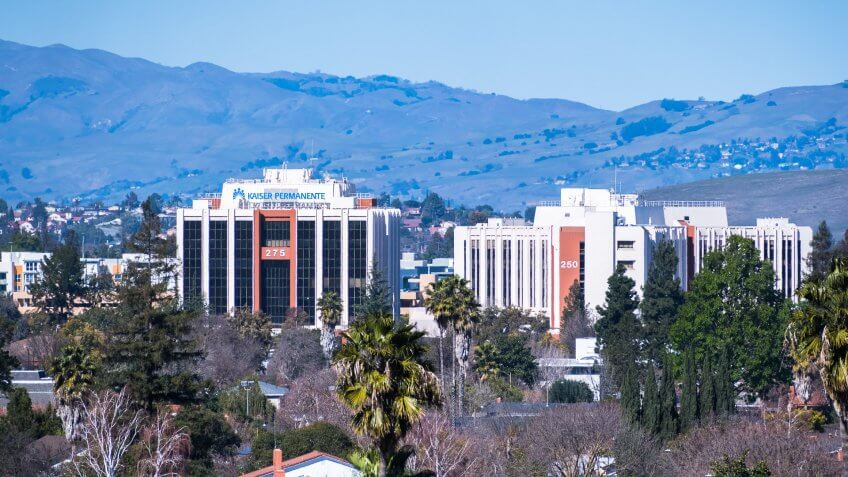 Kaiser Permanente Medical Center in San Jose California