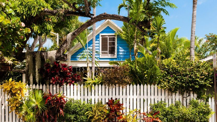 Key West Florida house