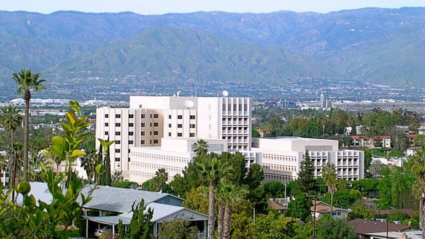 Loma Linda University Medical Center in California