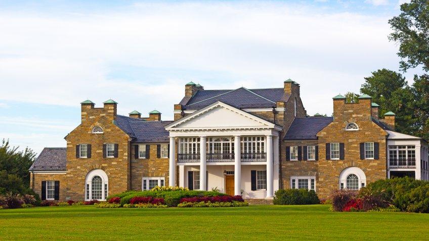 Maryland mansion
