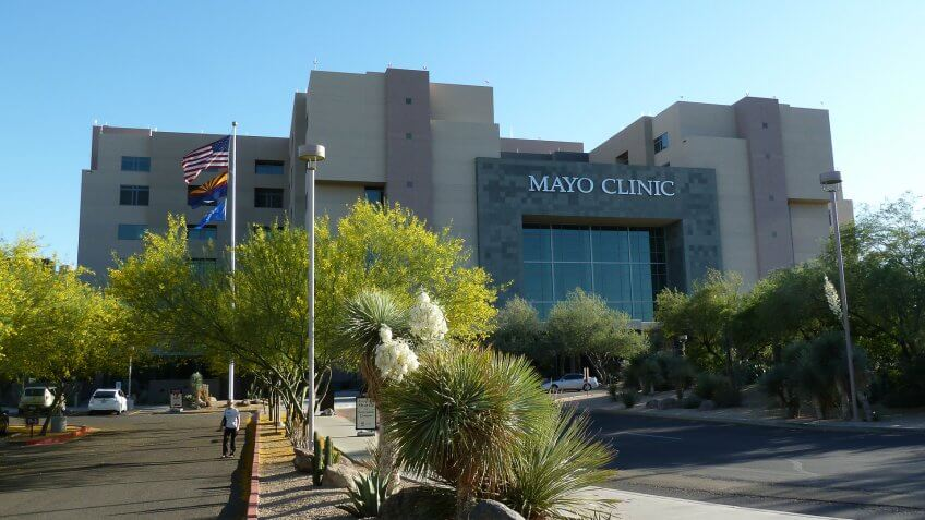Mayo Clinic Hospital in Phoenix Arizona