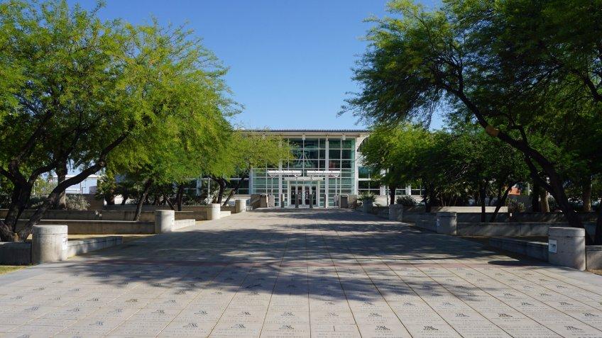 McKale Arena Arizona NCAA basketball
