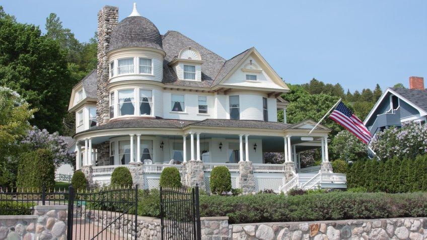 Michigan mansion