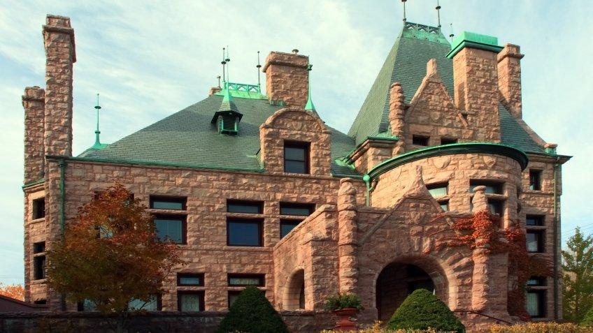 Minnesota mansion