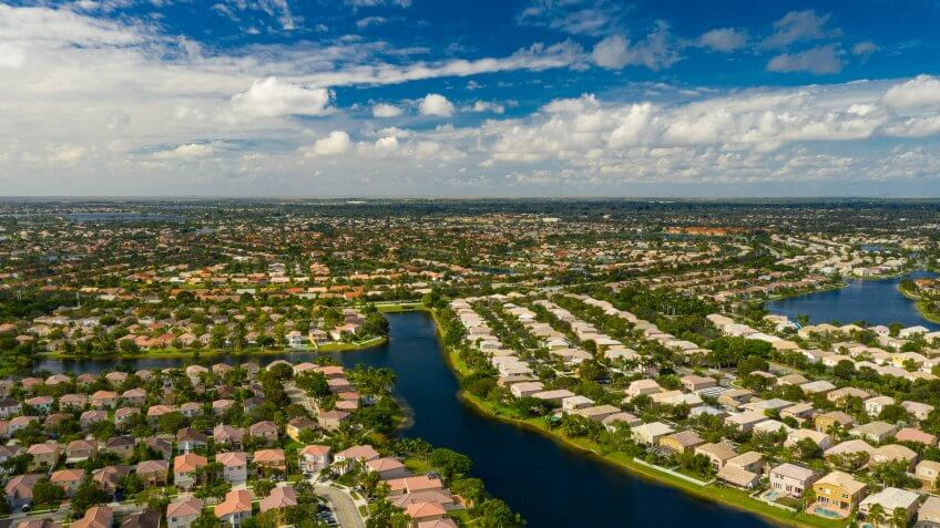Miramar and Pembroke Pines Florida climate change
