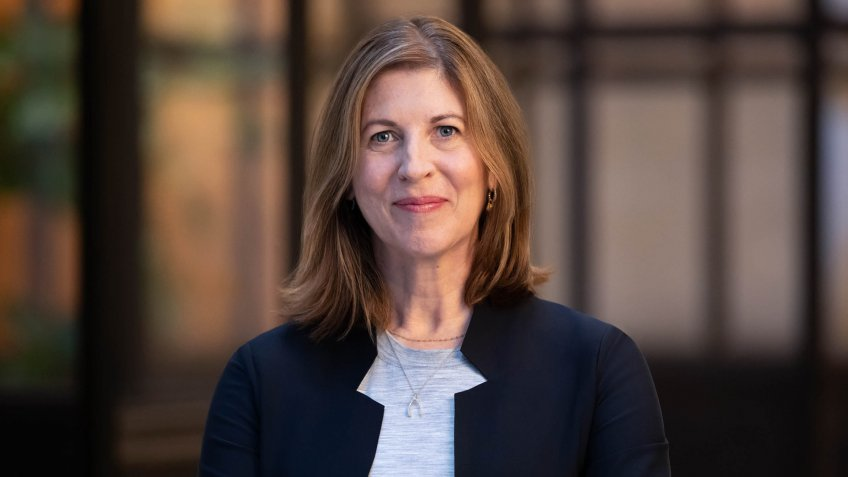 Nancy Green, Athleta CEO.