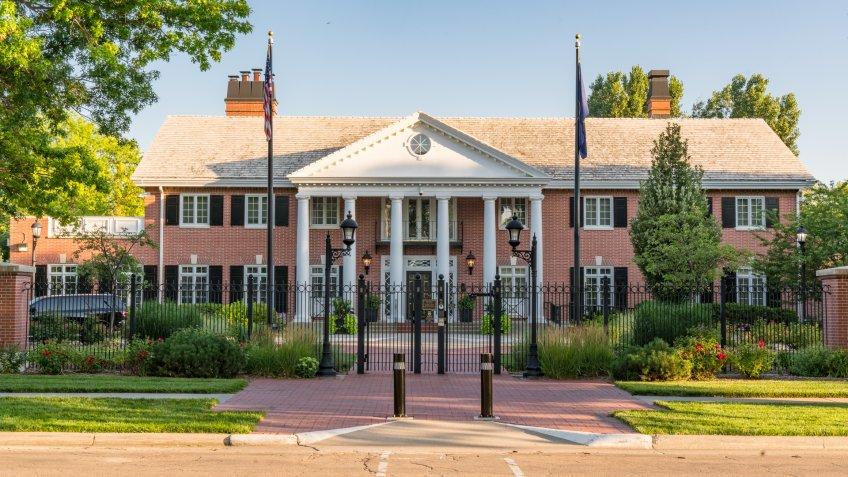 Nebraska mansion